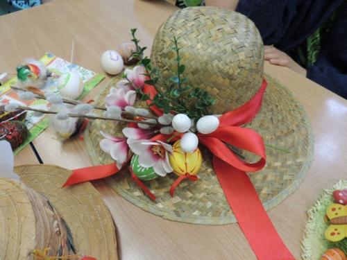ZŠ - Jarní klobouk a Hoštická kraslice