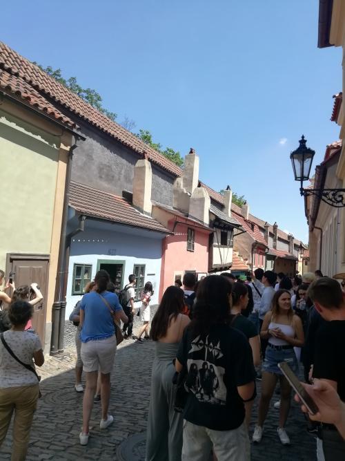 Vlastivědná exkurze do Prahy 5. 6. 2019
