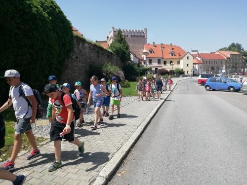 12. 6. 2019 - Školní výlet na Prachaticko