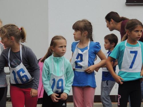 22. ročník Běhu při Otavě  - Střelské Hoštice 27. 9. 2019